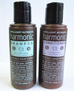 Intelligent Nutrients Harmonic Shampoo & Conditioner
