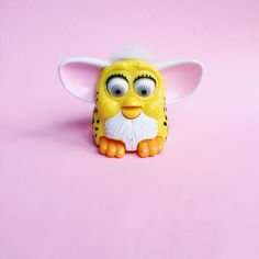 furby color study - art direction + photography + prop styling by Amy Chen - amychendesign.com