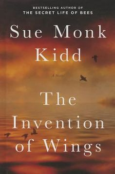 The Invention of Wings - Hudson Library & Historical Society
