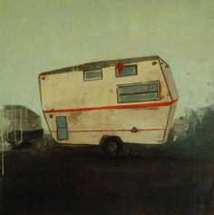 Recreational Vehicles, Art, Kunst, Campers, Art Education, Motorhome, Artworks