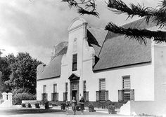 Groote Schuur | c1955 Cape Dutch, Inner World, Folk Music, Cape Town, Archaeology, South Africa, Old Things, History, Architecture