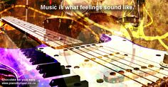 Piano Player, Sounds Like, My Music, Singing, Events, Album, Website, Feelings, Travel