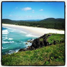 Hastings Point Australia just below the Queensland border in NSW, beautiful holiday destination only  short drive away.
