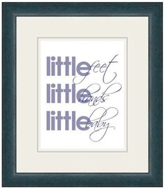 For the nursery (someday)   Dave Matthews Band Little Baby  11x14 by AddigailDesigns on Etsy, $20.00