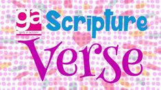 The Girls in Action Scripture Verse - Cinema - Movies and Isaiah 12, Cinema Movies, Scripture Verses, Give Thanks, Preschool Crafts, Action, Girls, Group, Inspiration