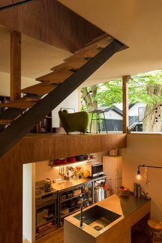 House To Catch The Tree par Takeru Shoji Architects - Journal du Design