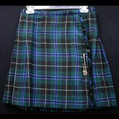 Had this skirt. Very short!