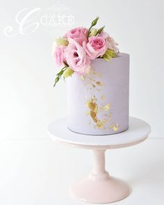 Baby shower cupcakes neutral wedding cakes 67 ideas for 2019 Birthday Cupcakes For Women, Wedding Cupcakes, Birthday Cake, Party Cupcakes, Bolo Floral, Floral Cake, Pretty Cakes, Beautiful Cakes, Chocolate Babies
