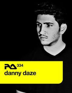 We're loving: RA.334 Danny Daze