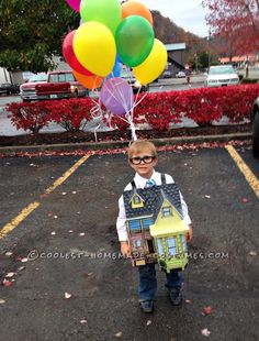Best Halloween Up! Costume for Under $20... Coolest Homemade Costumes