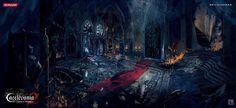 Castlevania_Lords_of_Shadow_2_Concept_Art_CarlosNCT_Castle_Salaarmas