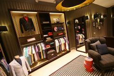 Retail Design   Fashion Store   Store Interiors   Paul Taylor