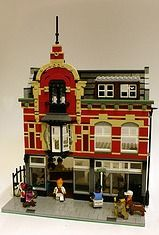 lego amsterdam house