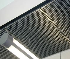 Expanded Metal, Facade, Home Appliances, Image, Ceilings, Metal, House Appliances, Kitchen Appliances, Appliances