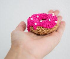 Coco Belle:donut, gratis patroon