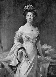 The de Laszlo Archive Trust, Princess Olga Konstantinovna Orlov-Davydov, née Princess Beloselskaya-Belozerskaya, 1908