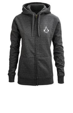 UbiWorkshop Store - Assassin's Creed Rogue - Turn Against Hoodie - Women, US$59.99