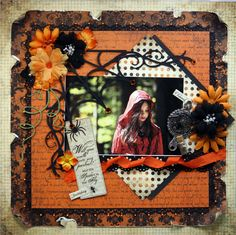 Lisa Valentine:  love the feel of this layout.