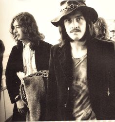 http://custard-pie.com/ Jimmy Page and John Bonham