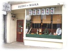 Great sushi, reasonable prices, friendly service. Feels like one of the family owned places in San Francisco's Sunset District transported to London.