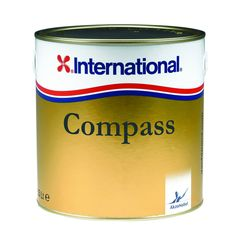 International Compass Klarlack - 2500 ml