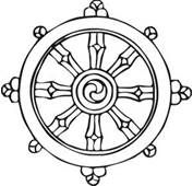 Bhuddist Wheel of Life (Bhavacakra)
