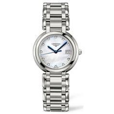 LONGINES LADIES PRIMALUNA L8.112.4.87.6 #reloj #watch