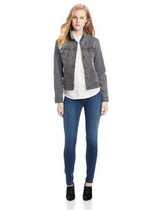 Liverpool Jeans Company Women's Denim Jacket * To view further for this item, visit the image link.