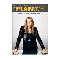 Amazon.com: In Plain Sight: Season Four: Mary McCormack, Frederick Weller, Paul Ben-Victor, Nichole Hiltz: Movies & TV