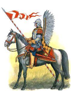 Военная история XVI-XVII веков: Современные изображения гусар