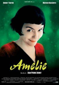 Amelie. Love this movie.
