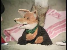 Loved the old series of Basil Brush  (1976) Uncle Trevor Rooney and I would watch this BOOM BOOM