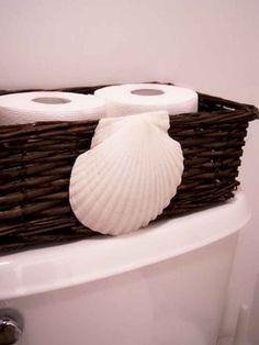 50 Splendid Beach themed Bathroom Design & Decor Ideas #bathroom #bathroomideas #bathroomdesign