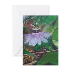 A SECRET PASSION Greeting Cards