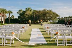 Outdoor Florida Waterside Ceremony Site | photography by http://www.brookeimages.com/