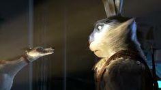 he never meet a rabbit like me