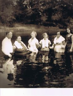 old time photos | Old Time Baptism (women, Georgia) - - City-Data Forum