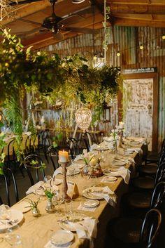 REAL WEDDING: Lesley + Mark - The Barn at Adams Peak - WedShed