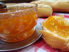 Receita de Geleia de laranja - Tudo Gostoso