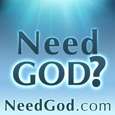 Will your good outweigh your bad? Are you a good person? Do you need God? Take this quick test and see.