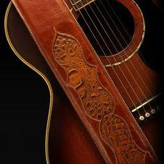 Sierra Guitar Strap by