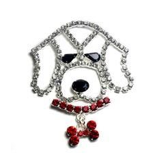 Buddy G's Austrian Crystal Beagle Ornament - Overstock™ Shopping - The Best Prices on Buddy G's Pet Christmas