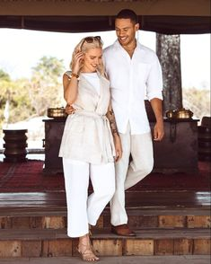 The Blixen Day Tunic has us dreaming of summer safaris 🤍💭 Practical and Elegant 👌🏼 Wildlife Safari, Wildlife Conservation, African Safari, African Fashion, White Jeans, Tunic, Elegant, Summer, Pants