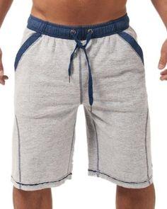 Reverse Fleece Short