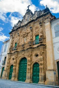 Tumblr - Igreja Ordem 3a. de São Francisco - Salvador, Bahia (by opontes)