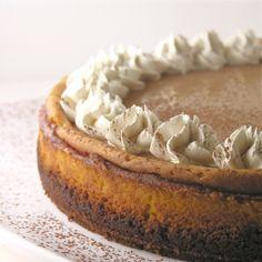 Butterscotch Caramel Cheesecake!!!