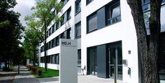 MD.H Mediadesign Hochschule - München - Bayern