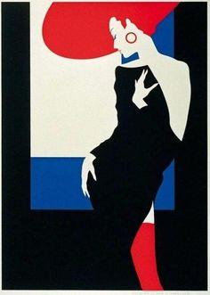 ByElisabethNL: Colorful Art by Italian painter Amleto Dalla Costa Italian Painters, Italian Artist, Pop Art Illustration, Vintage Posters, Vector Art, Illustrators, Graphic Art, Art Drawings, Abstract Art