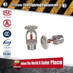 Hot sales Sprinklers Accessories, 3/4 fire sprinkler head,competitive price fire sprinklers