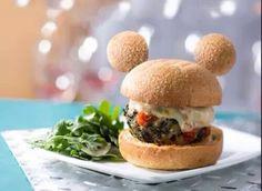 Hamburguesa Mickey